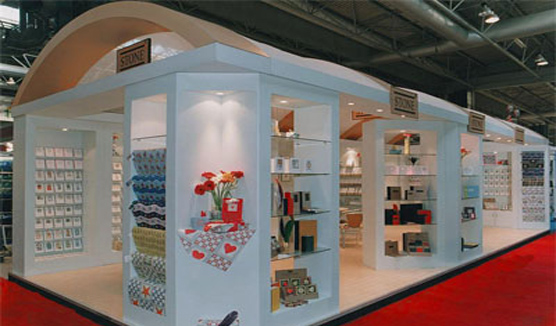 Stone Marketing exhibition stand